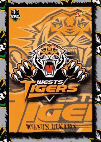 2000 Select NRL Team Logos