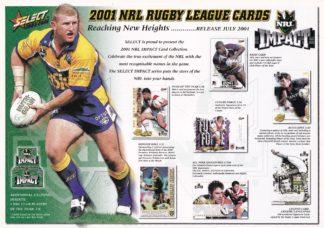 2001 NRL Impact