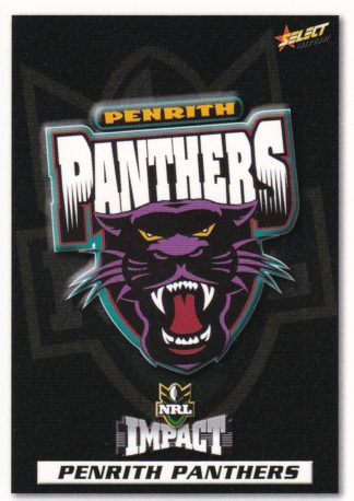2001 Panthers