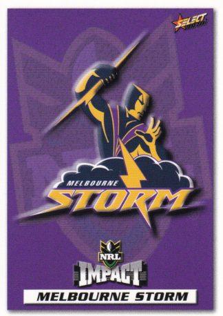 2001 Storm