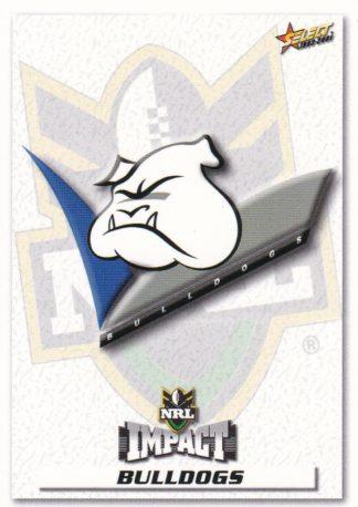 2001 Bulldogs