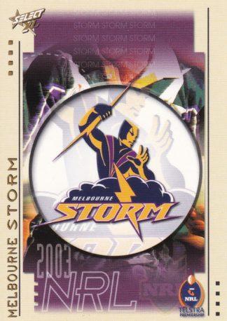 2003 Storm