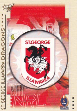 2003 Dragons