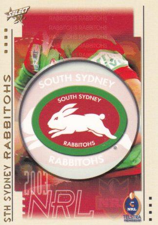 2003 Rabbitohs