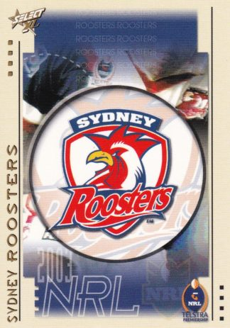 2003 Roosters