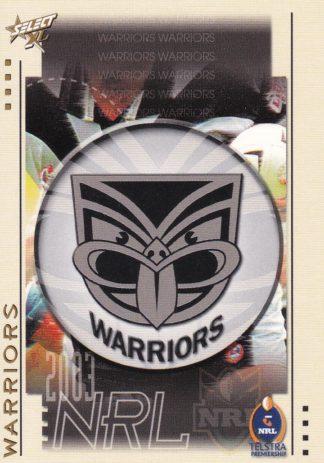 2003 Warriors