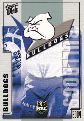 2004 Bulldogs