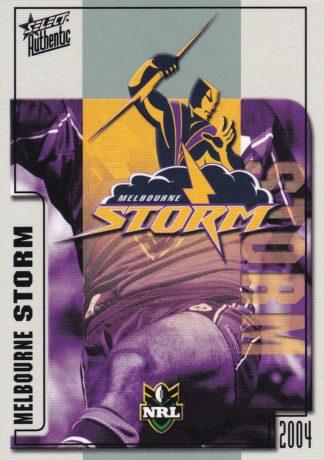 2004 Storm