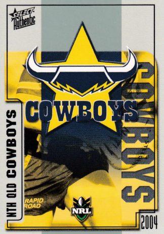 2004 Cowboys