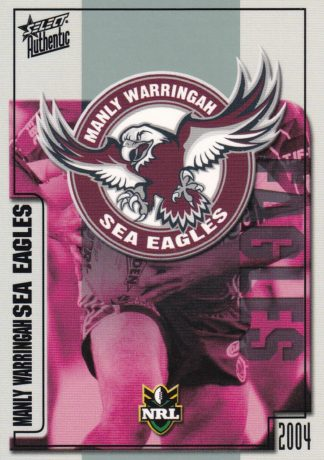 2004 Sea Eagles