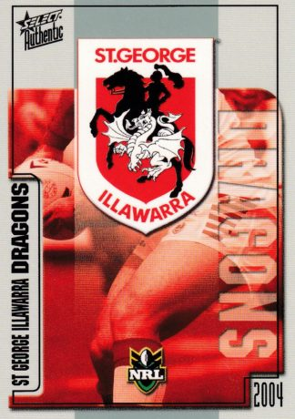 2004 Dragons