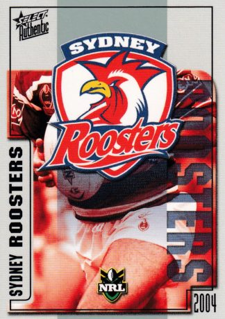 2004 Roosters