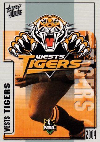 2004 Tigers