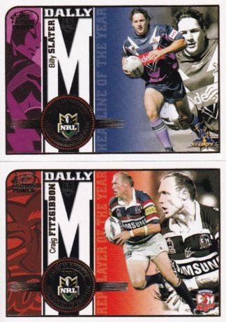2005 NRL Power Honour Roll