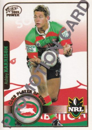 2005 NRL Power Promotional Cards