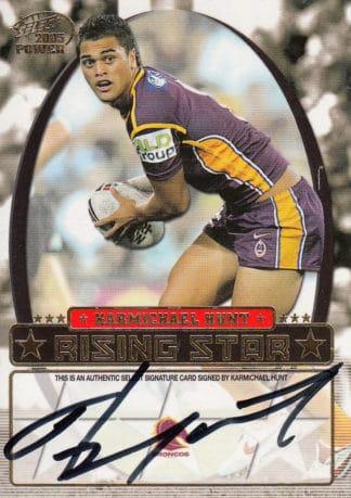 2005 NRL Trading Cards