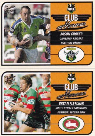2005 NRL Tradition Club Heroes