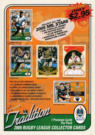 2005 NRL Tradition
