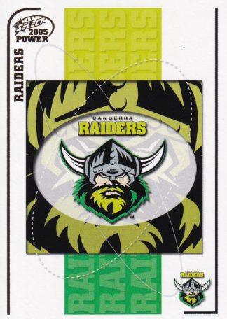 2005 Raiders
