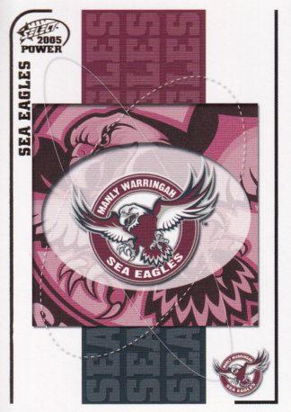 2005 Sea Eagles