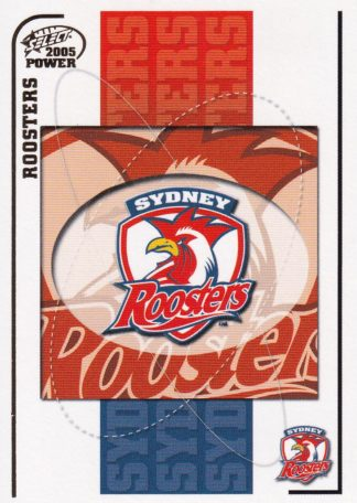2005 Roosters