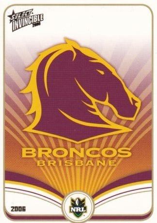 2006 Broncos