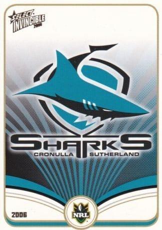 2006 Sharks