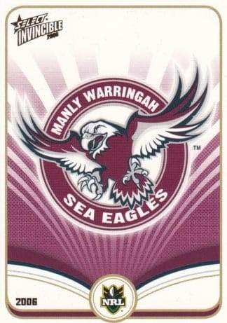 2006 Sea Eagles
