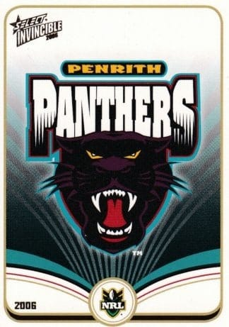 2006 Panthers