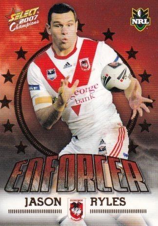 2007 NRL Invincible Redeemed Premiership Predictors