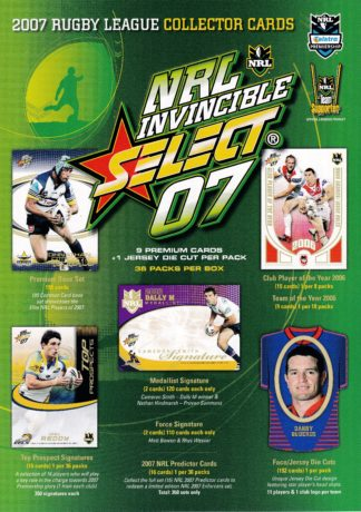 2007 NRL Invincible