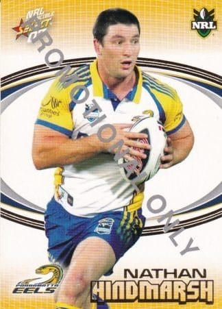 2007 NRL Invincible Promotional Cards