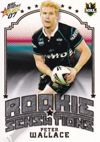 2007 NRL Invincible Rookie Sensations