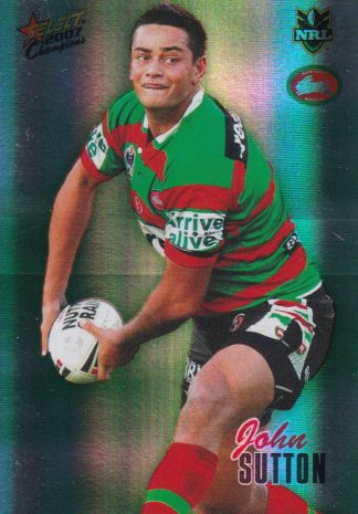 2007 NRL Champions Holofoil Parallels