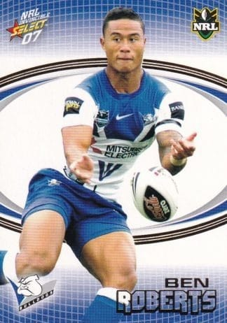 2007 NRL Invincible Common Cards