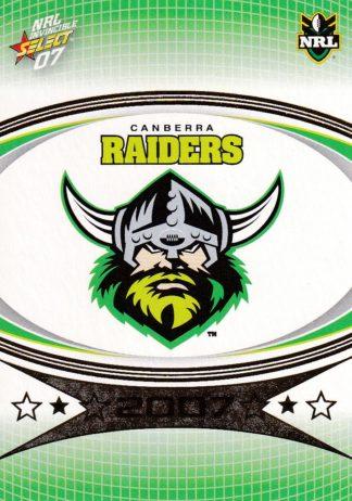 2007 Raiders