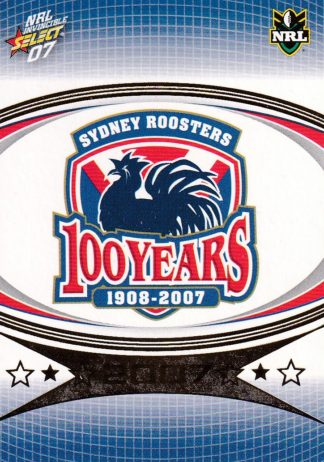2007 Roosters
