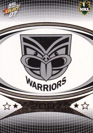 2007 Warriors