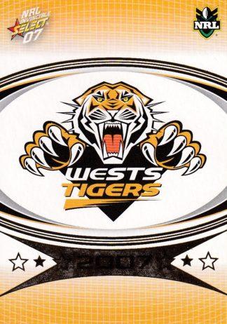2007 Tigers