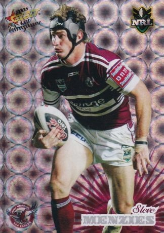 2008 NRL Champions Holofoil Parallels