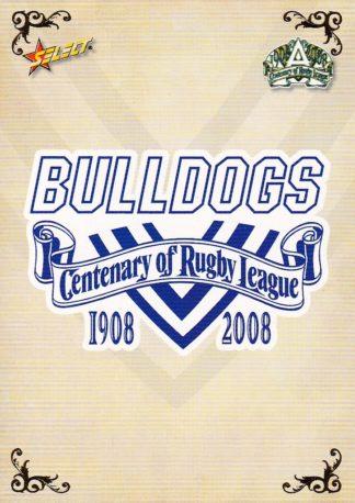 2008 Bulldogs