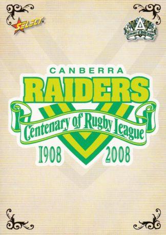 2008 Raiders