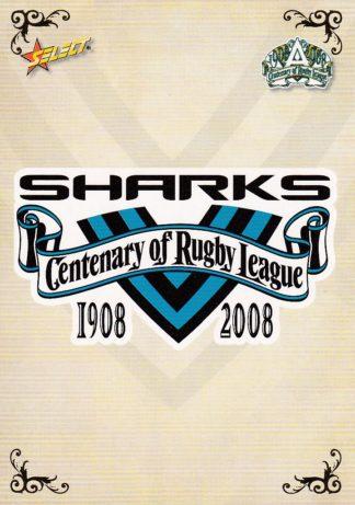 2008 Sharks