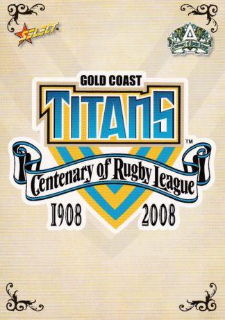 2008 Titans