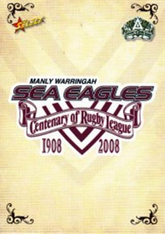 2008 Sea Eagles