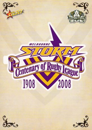 2008 Storm