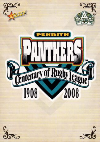 2008 Panthers