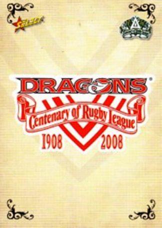 2008 Dragons