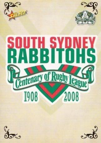 2008 Rabbitohs