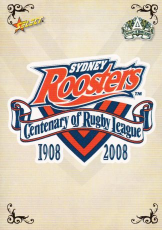 2008 Roosters